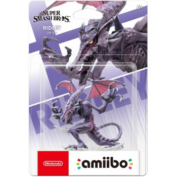 amiibo Super Smash Bros. - Ridley