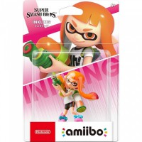amiibo Super Smash Bros. - Inkling