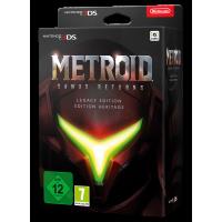 3DS Metroid Samus Returns Legacy Edition