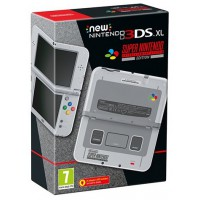 New Nintendo 3DS XL Super Nintendo Edition (SNES)