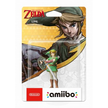 The Legend of Zelda - Twilight Princess Link amiibo