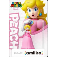 Super Mario - Peach amiibo