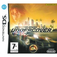 Need for Speed Undercover, használt (DS)