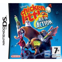 Chicken Little: Ace in Action, használt (DS)