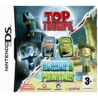 Top Trumps: Horror & Predators (DS)