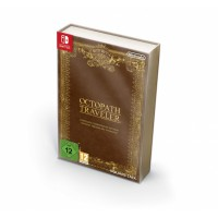 Octopath Traveler: Traveler's Compendium Edition Switch Előrendelés