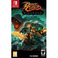 Battle Chasers: Nightwar Switch Előrendelés
