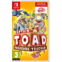 Captain Toad: Treasure Tracker Switch Előrendelés