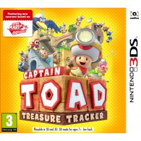 3DS Captain Toad: Treasure Tracker Előrendelés