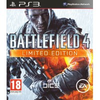 Battlefield 4 Premium Edition , használt (PS3)