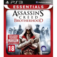 Assassin s Creed Brotherhood, használt (PS3)