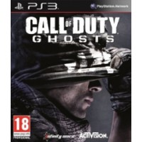 Call of Duty Ghosts, használt (PS3)
