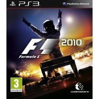 F1 2010, használt (PS3)