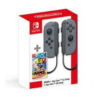 Switch Arms + Joy-Con Grey