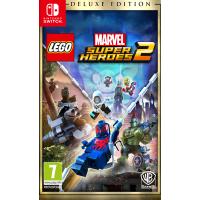 Lego Marvel Super Heroes 2 Deluxe Edition Előrendelés (NSW)