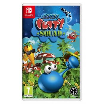 Super Putty Squad Switch