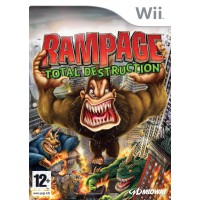 Rampage: Total Destruction (Wii)