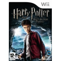 Harry Potter and the Half Blood Prince, használt (Wii)