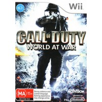 Call of Duty: World at War, használt (Wii)