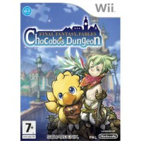 Final Fantasy Fables Chocobo s Dungeon, használt (Wii)