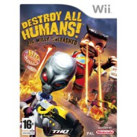 Destroy All Humans (Wii)