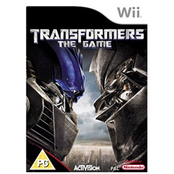 Transformers The Game, használt (Wii)