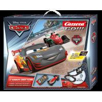 Carrera Go!!! Cars Carbon Drifters