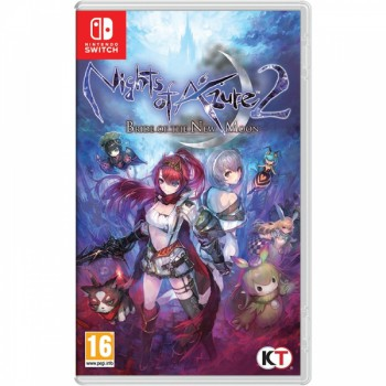 Nights of Azure 2 Switch