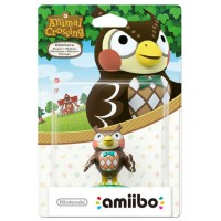 Animal Crossing Blathers amiibo