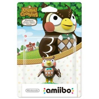 Animal Crossing Blathers amiibo