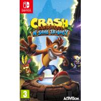 Crash Bandicoot N Sane Trilogy Switch Előrendelés
