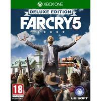 Far Cry 5 Deluxe Edition Előrendelés (XOne)
