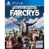 Far Cry 5 Deluxe Edition Előrendelés (PS4)