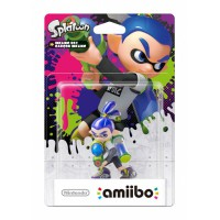Splatoon Inkling Boy (Blue) amiibo