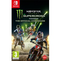 Monster Energy Supercross - The Official Videogame Switch Előrendelés