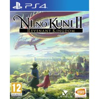 Ni no Kuni II Revenant Kingdom Előrendelés (PS4)