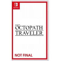 Octopath Traveler Switch Előrendelés
