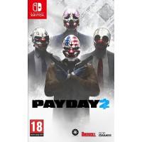 Payday 2 Switch Előrendelés