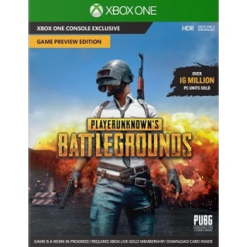Playerunknow's Battleground (PUBG) (XOne)