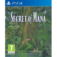 Secret of Mana Előrendelés (PS4)