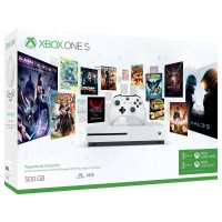 Xbox One S 500 Gb Starter Bundle