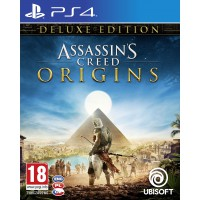Assassin s Creed Origins Deluxe Edition (PS4)