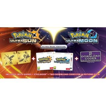 3DS Pokémon Ultra Sun/Ultra Moon Dual Pack