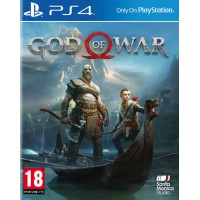God of War Előrendelés (PS4)