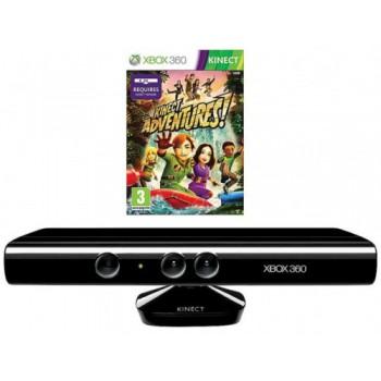 Kinect Szenzor + Kinect Adventures, használt (X360)