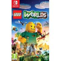 Nintendo Switch Lego Worlds (magyar felirattal)