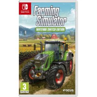Farming Simulator Nintendo Switch Edition Előrendelés