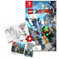 Nintendo Switch Lego Ninjago Movie Video Game Előrendelés