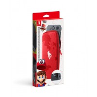 Nintendo Switch Super Mario Odyssey Carrying Case + Screen Protector (NSW)