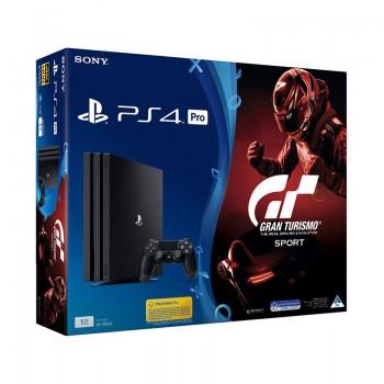 Playstation 4 Pro 1TB + Gran Turismo Sport (PS4)